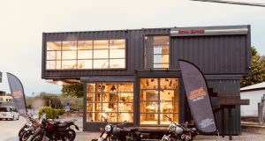 Royal Enfield Movable Showroom