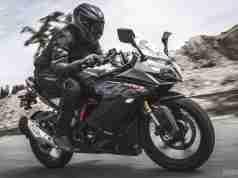 BS6 2020 Apache RR 310 road review