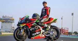 Aleix Espargaro extends contract with Aprilia MotoGP team