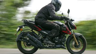 BS6 TVS Apache RTR 200 4V road test review