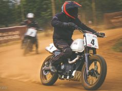 Royal Enfield Slide School experience