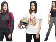 Royal Enfield women's apparel range