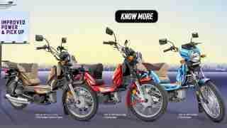 TVS XL100 2020