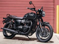 Triumph Bonneville T120 Black for India