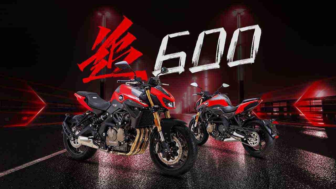 Benelli TNT 600 (QJ SRK 600)