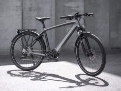 Triumph Trekker GT-E Electric Bicycle