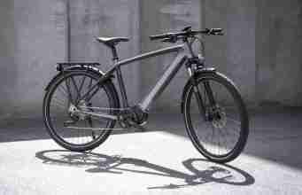 Triumph Trekker GT-E Electric Bicycle
