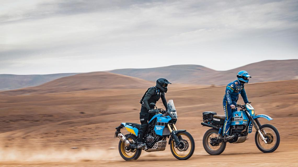 Yamaha Ténéré 700 Rally Edition