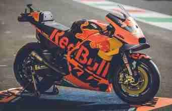 2019 KTM RC16 MotoGP bike up for sale