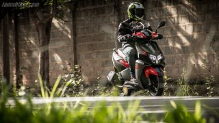 2020 BS6 TVS NTORQ 125 road review