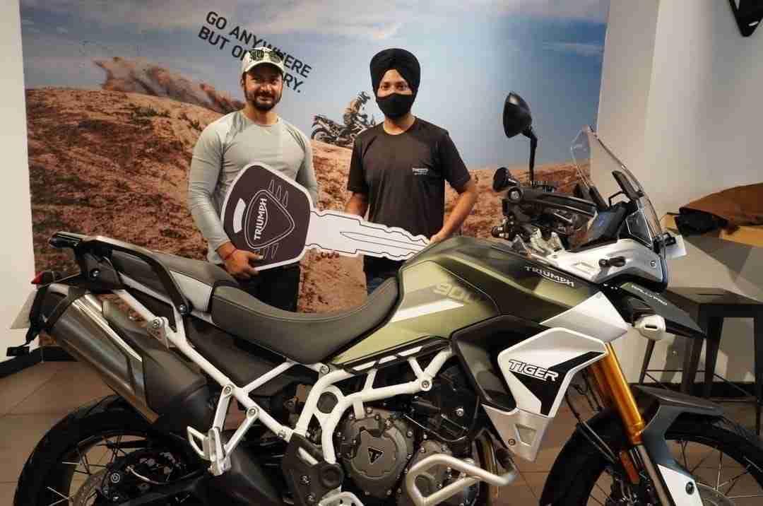 2020 Triumph Tiger Deliveries Begin