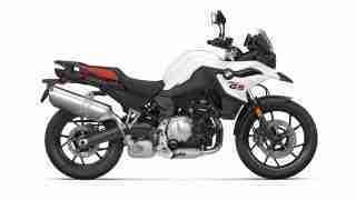2021 BMW F 750 GS