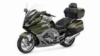 2021 BMW K 1600 GTL - Manhattan metallic
