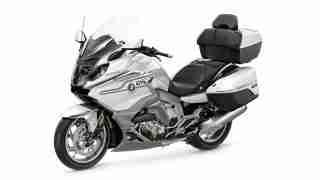 2021 BMW K 1600 GTL - Option 719 Mineral White metallic