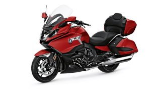 2021 BMW K 1600 Grand America - Mars Red metallic