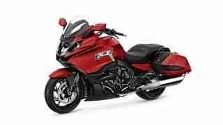 2021 BMW K1600 B -Mars Red metallic