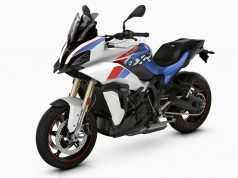 2021 BMW S 1000 XR - Light white uni - Racing blue metallic - Racing red uni