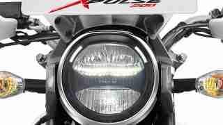 BS6 Hero XPulse 200 LED headlight
