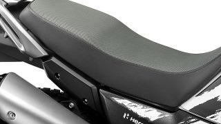 BS6 Hero XPulse 200 seat