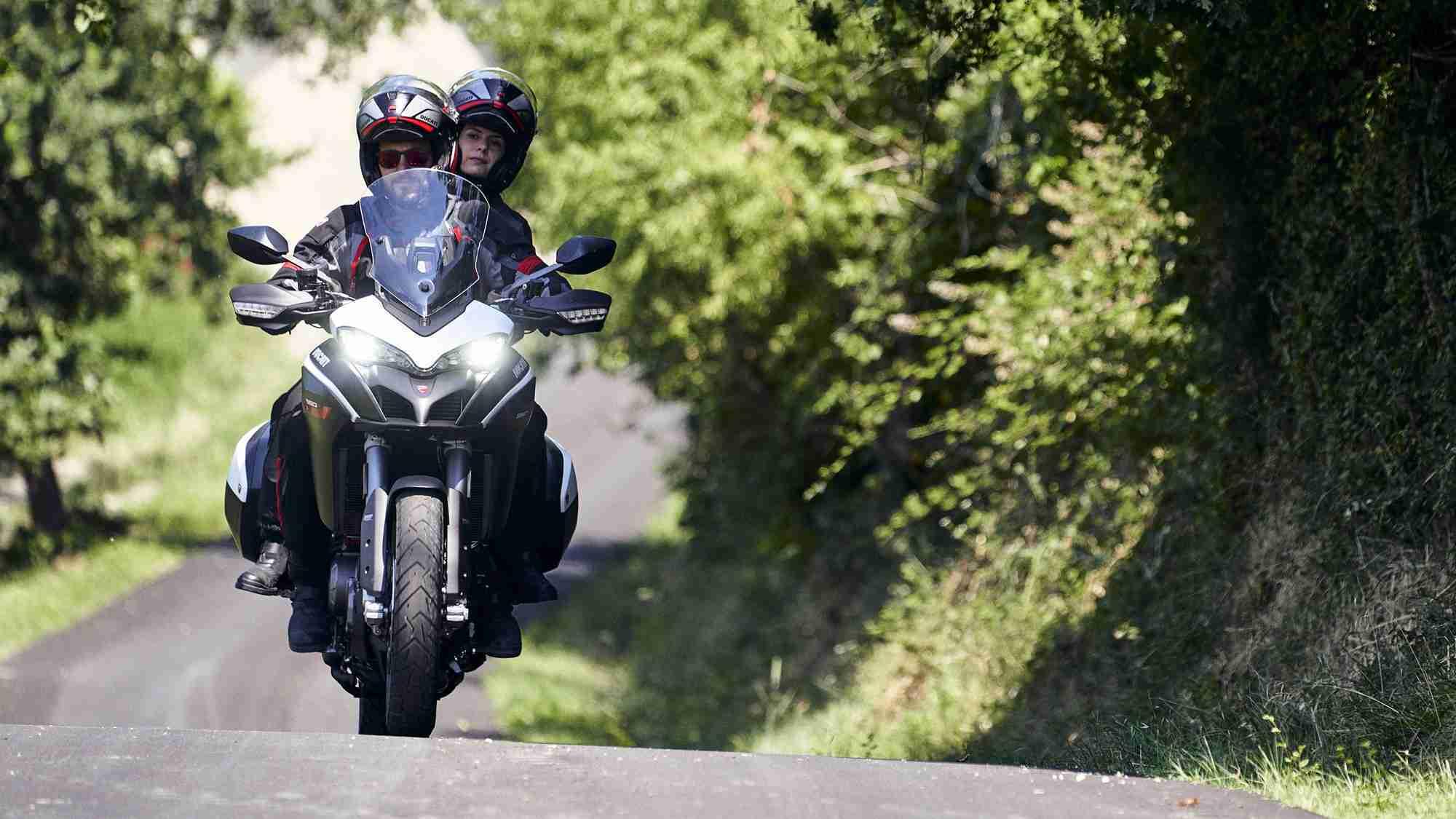 Ducati Multistrada 950 S GP HD wallpapers