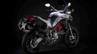 Ducati Multistrada 950 S GP White livery