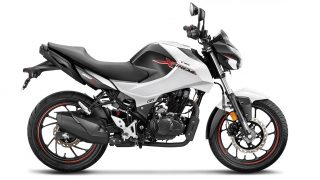 Hero Xtreme 160R side view