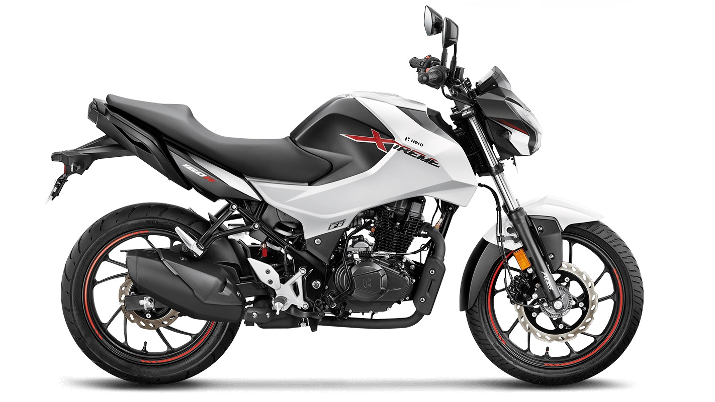 Hero Xtreme 160R back view