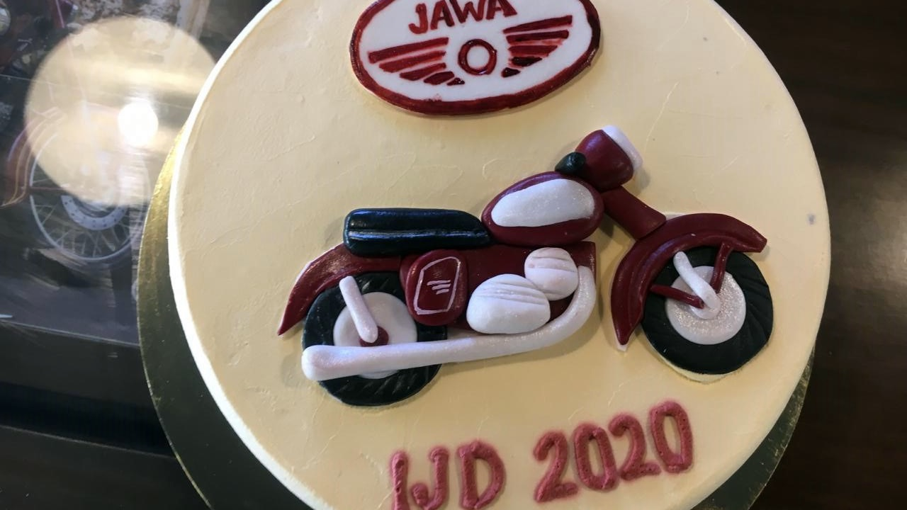 International Jawa Day 2020 cake