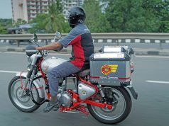 Royal Enfield begins Service on Wheels