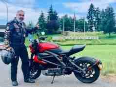 Harley-Davidson LiveWire Roadtrip
