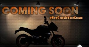 Mahindra Mojo 300 ABS BS6 Teaser