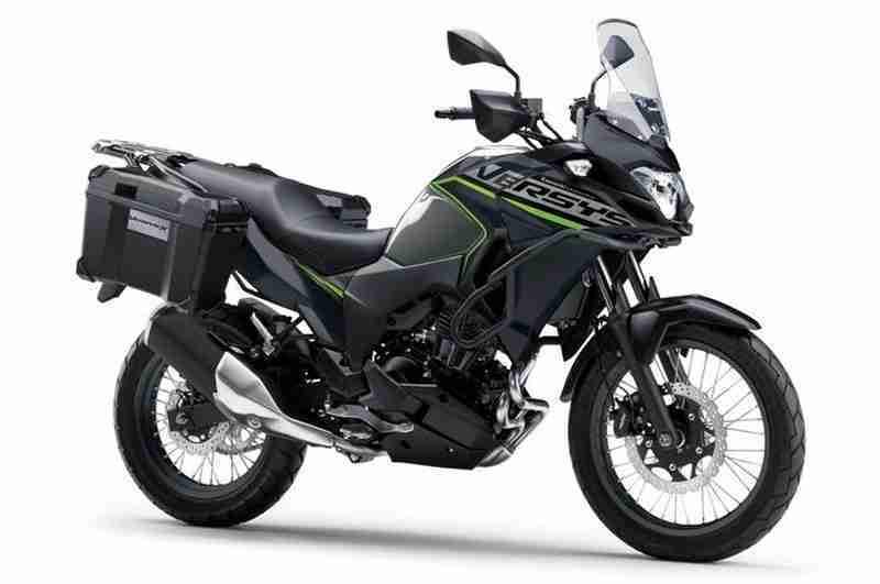 2020 Kawasaki Versys 250