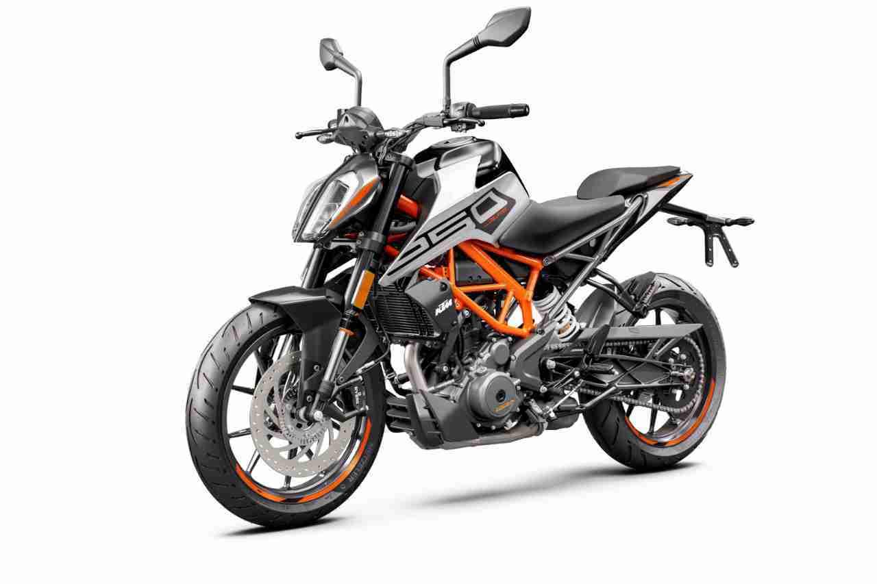 2020 KTM 250 Duke Update