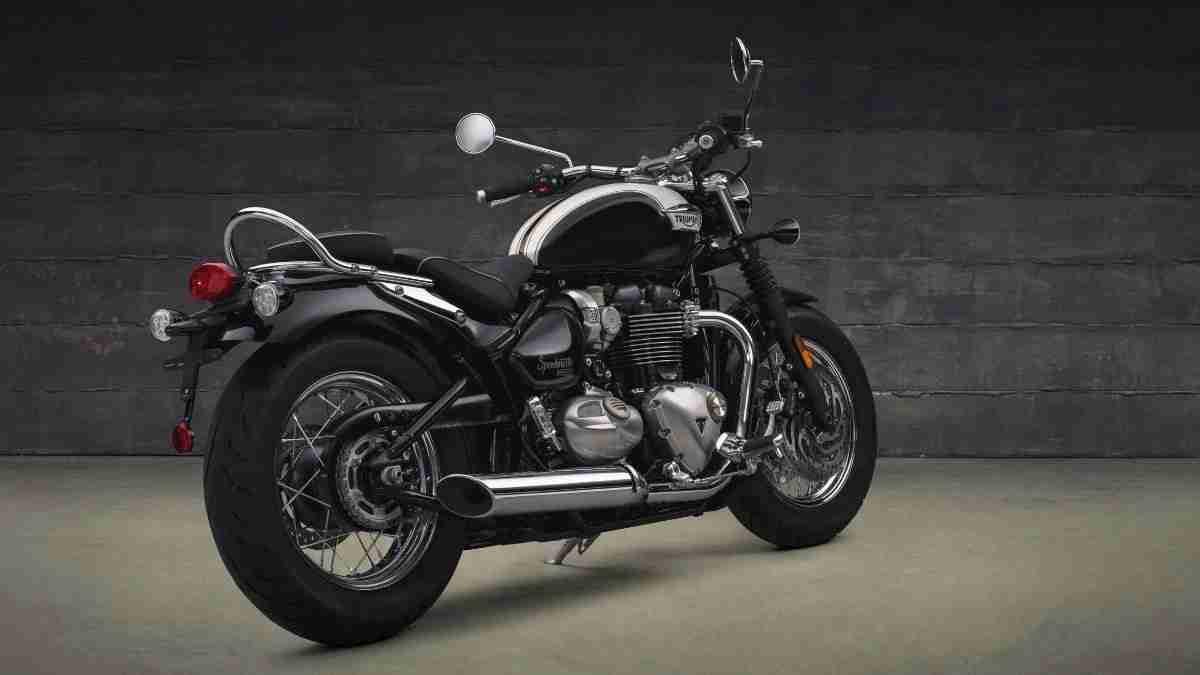 2020 Triumph Bonneville Speedmaster BS6