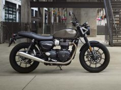 2020 Triumph Street Twin BS6