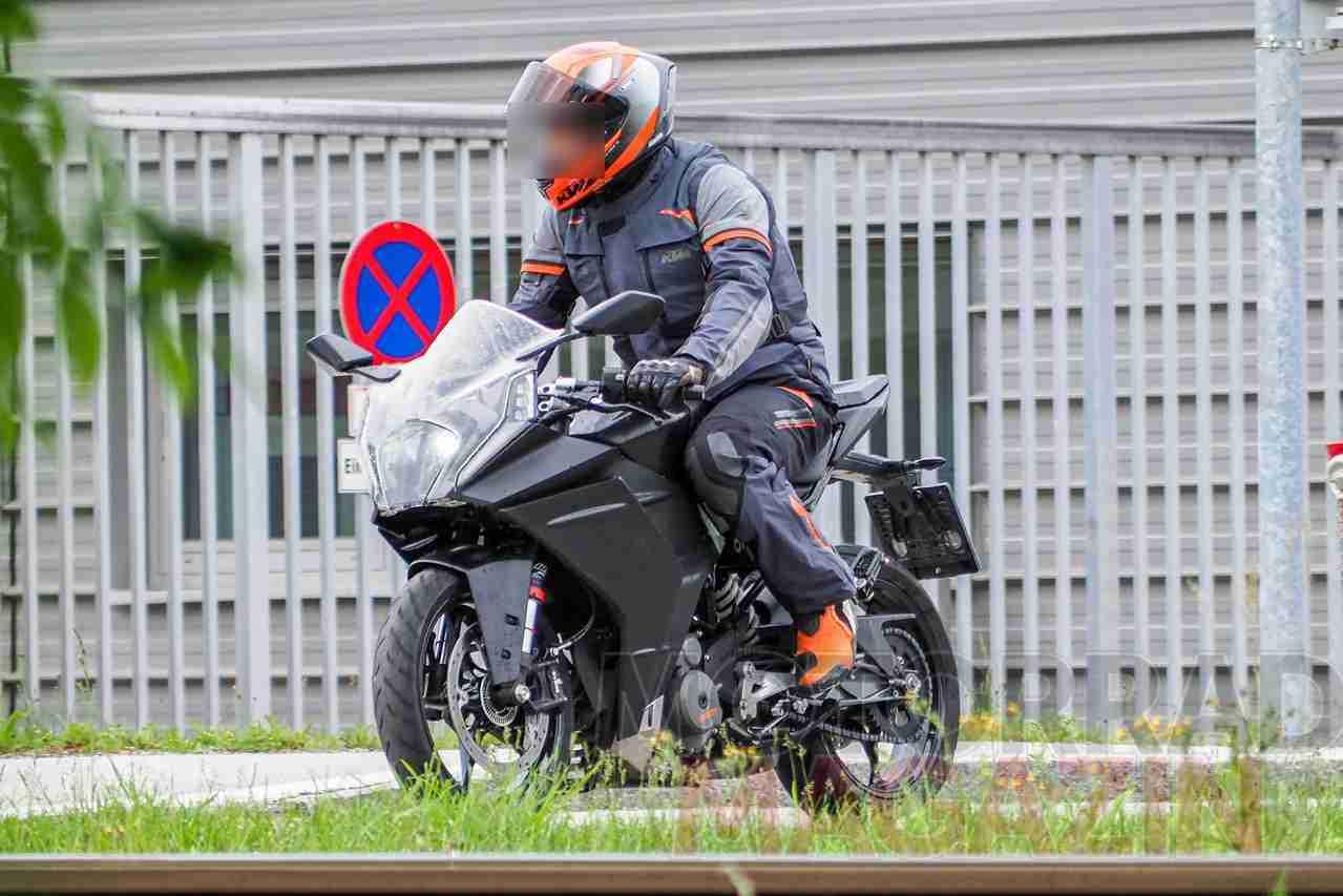 2021 KTM RC 390