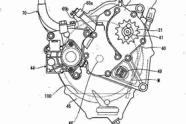 Honda CB125R Electric Motorcycle