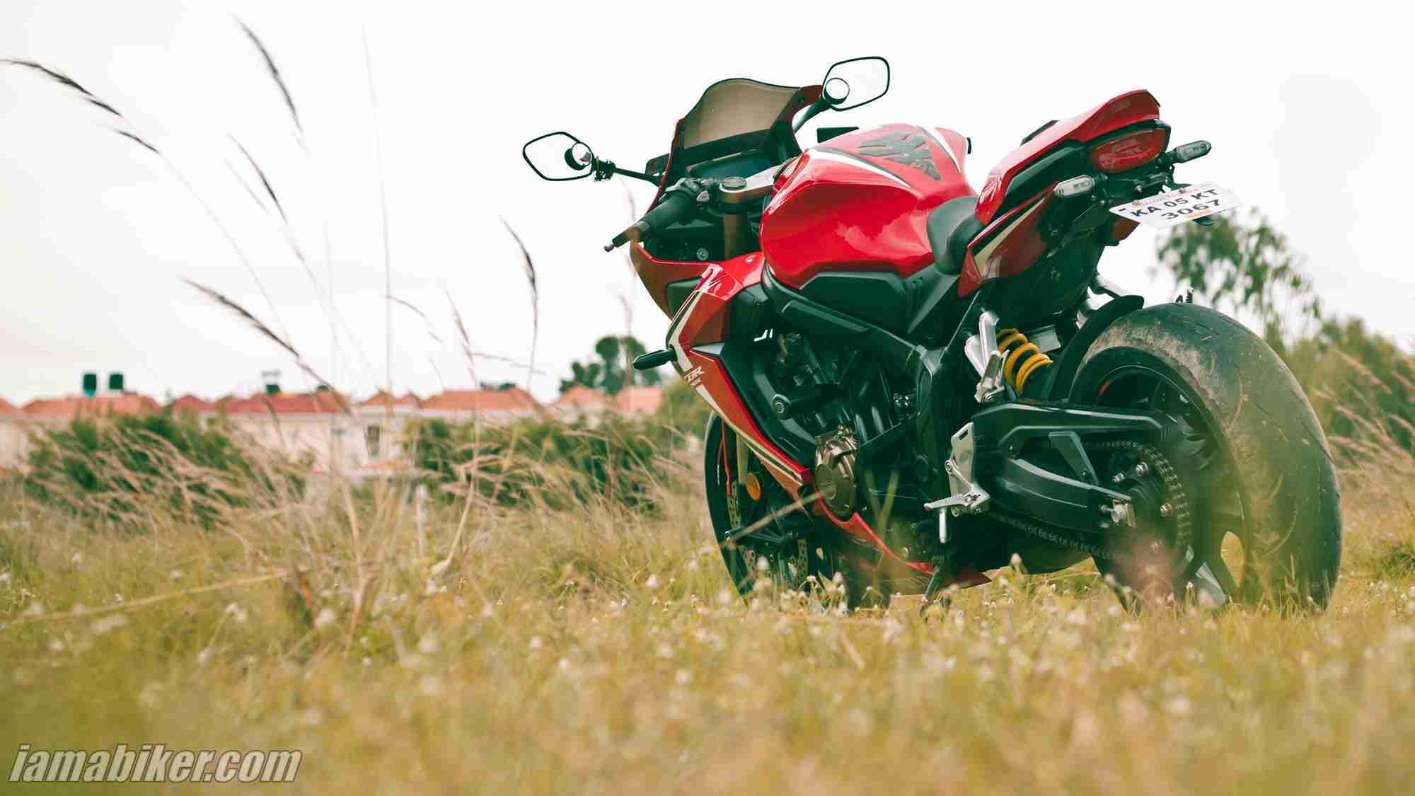 Honda CBR650R HD wallpapers