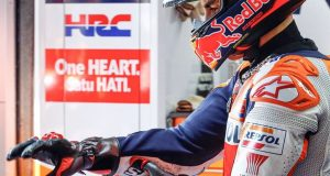 Marc Maruez has surgery again will be replaced by Stefan Bradl at Brno