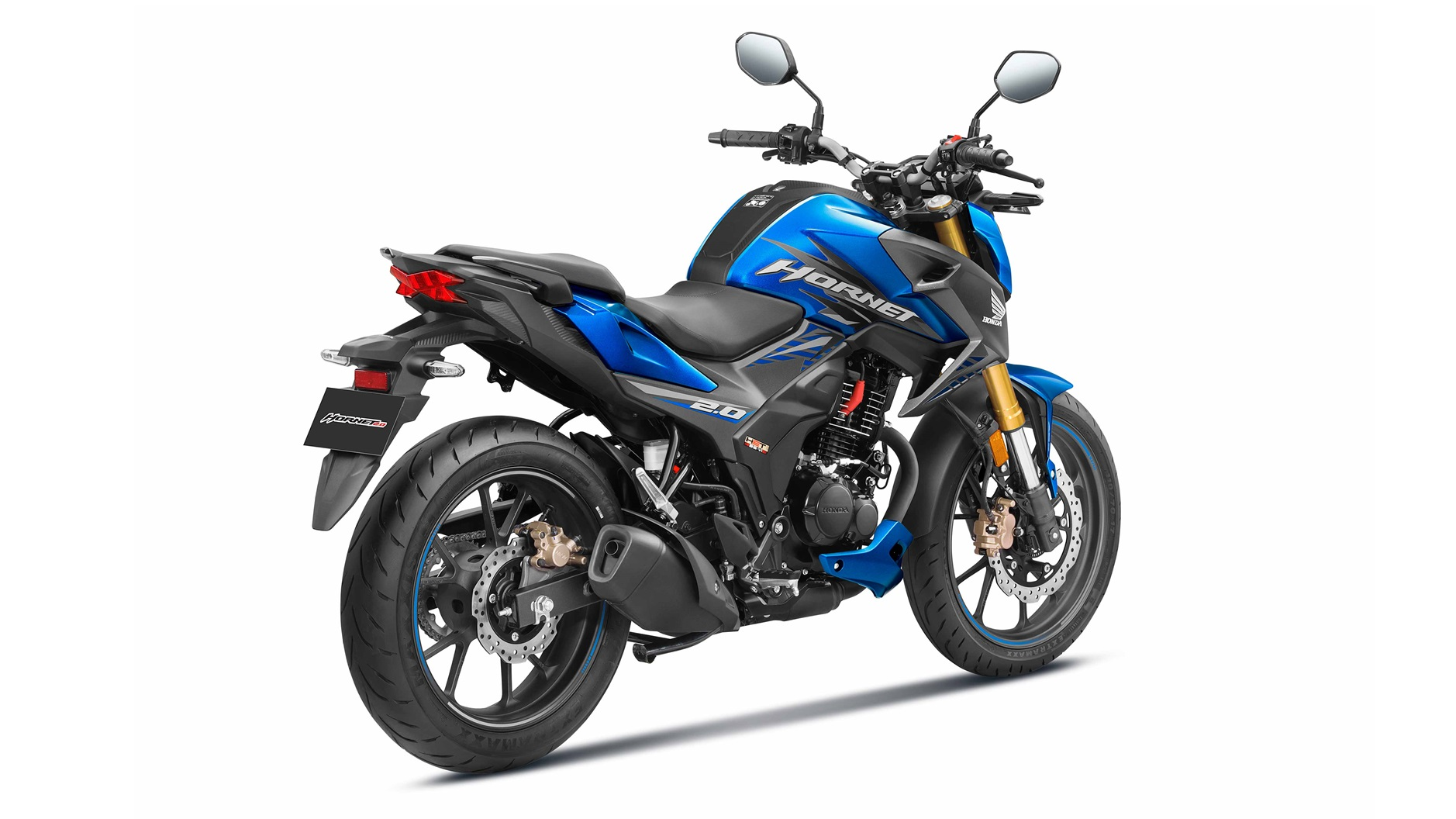 New 2020 Honda Hornet 2.0 colour options