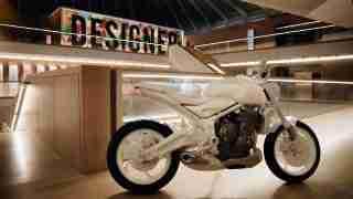 Triumph TRIDENT 'Design Prototype'
