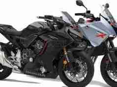 Honda CB1000R & CB1000X Rendering