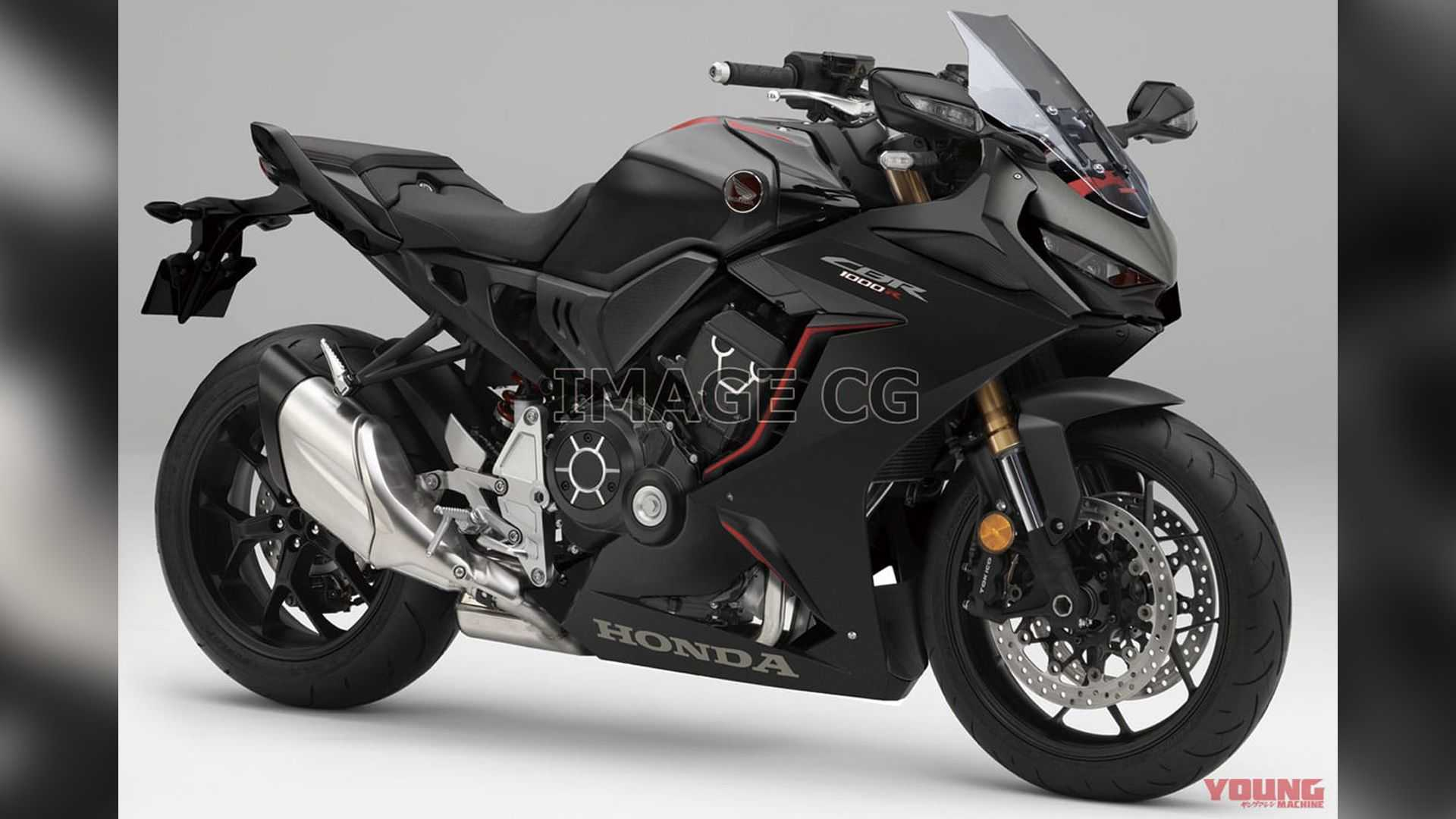 Honda CBR1000R