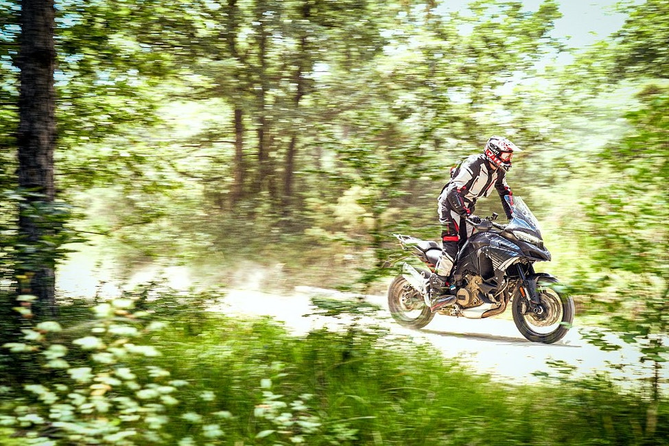 2021 Ducati Multistrada V4 Off-Road
