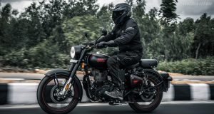 BS6 Royal Enfield Classic 350 Stealth Black edition review