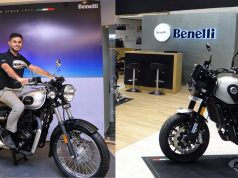 Benelli Chandigarh Showroom