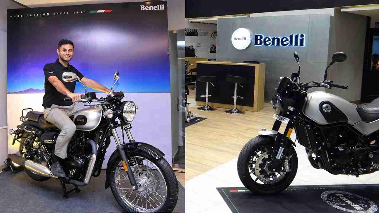 Benelli Chandigarh Showroom
