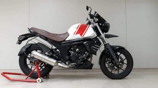 Modified - customized Mojo 300