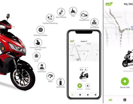 Okinawa launches ECO app for its connected scooter range