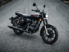 Royal Enfield Classic 350 BS6 Stealth Black HD wallpapers